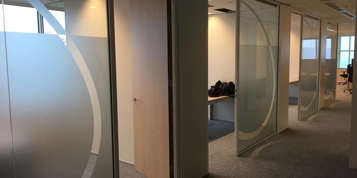 Glasdecoratie Halogen Software Amsterdam